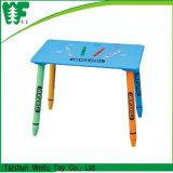 아이를 위한 아이들 나무로 되는 테이블 및 의자, 나무로 되는 가구 테이블 및 의자, 아이들 연구 결과를 위한 나무로 되는 테이블 및 의자