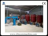 Esponja da espuma da mobília da base produzindo a maquinaria com grupo