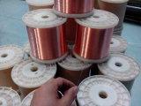 Alambre de acero revestido de cobre