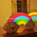 Controllo variopinto di Voice&Light dell'indicatore luminoso di notte del Rainbow del LED