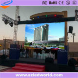 P5 Indoor Rental Full-Color Die-Casting Wall de Vídeo LED para Publicidade (CE, RoHS, FCC, CCC)