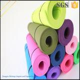 Geschäftsversicherungs-Qualität TPE-Yoga-Matte