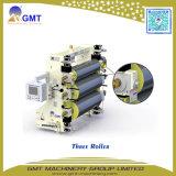 Machine d'expulsion en plastique de roulis de feuille d'étage large imperméable à l'eau de PVC-PP-PE