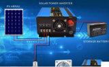 LCD AC Charger/MPPT van de Omschakelaar van de Macht van de Golf van de Sinus van de Vertoning 2500With2.5kw Zuivere Adapter
