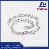 Support en acier doux ordinaire de la chaîne de liens commerciaux