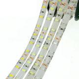 3m de cinta adhesiva adherida IP20 DC12 Blanco 5630 TIRA DE LEDS lámpara