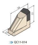 Труба поднимая бит домкратом QC11-014 резца инструментов прокладывать тоннель инструментов микро-