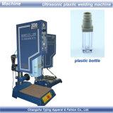 초음파 플라스틱은 용접 기계를 병에 넣는다