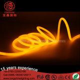 indicatore luminoso al neon rotondo di 220V LED flessibile per la decorazione di natale