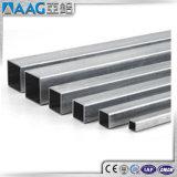 O alumínio 6063 T5 expulsou perfis