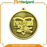 旧式なカラーの方法デザイン金属メダル