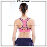 (Presente livre) sutiã por atacado dos esportes das mulheres do sutiã da ginástica do desgaste da aptidão