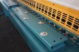 QC12y Nc hydraulischer Schwingen-Träger-scherendes Maschinen-Modell 4*3200