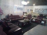 يعيش غرفة أريكة مع حديثة [جنوين لثر] أريكة مجموعة