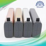 Haut-parleur actif stéréo Bluetooth Bluetooth avec lanière