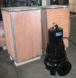 Pompe submersible vortex, vortex rotor pompe d'eaux usées