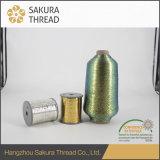 무료 샘플 Guipure 레이스를 위한 금속 자수 스레드