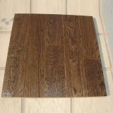 Suelo de bambú tejido hilo del bloqueo del tecleo de la alta calidad