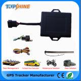 Traqueur imperméable à l'eau du véhicule GPS de motos de mini taille