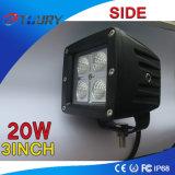 Fahrendes Licht der LED-Selbstlampen-Arbeits-20W für Motorrad CREE