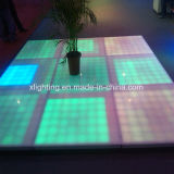 Decoratie Dance Floor van het LEIDENE Huwelijk van de Verlichting de Fonkelende