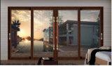 Portes en verre se pliantes de Frameless en Chine