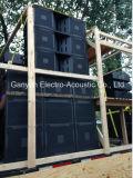 Vt4880 18 pouces 2000W double les performances de plein air haut-parleur caisson de basses pour KTV