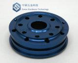 La precisión modificada para requisitos particulares del OEM anodizó las piezas que trabajaban a máquina del CNC coloreado del aluminio/del metal