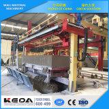 Panneau de procédé/paramètres de production d'usine de panneau d'AAC faisant la machine