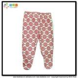 Plain Red Baby Apparel Taille personnalisée Pantalons pour tout-petits