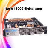 私技術18000のクラスHDパワーアンプの専門の可聴周波電力増幅器