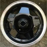 F858 14inch 알루미늄 바퀴; 수리용 부품시장 차 합금 바퀴 변죽