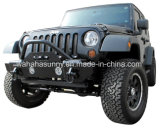 El coche parte la venta superior para el protector de parachoques delantero del Wrangler del jeep