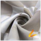 50d 310t 물 & 바람 저항하는 아래로 형식 재킷 재킷에 의하여 길쌈되는 격자 무늬 자카드 직물 100%년 폴리에스테 특별한 털실 필라멘트 직물 (X059)