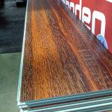 WPC piso vinílico tablones / pared de azulejos, junta, Revestimiento de pared