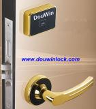높은 균열 호텔 안전한 자물쇠 손잡이 호텔 자물쇠