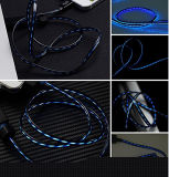 Light Moving LED Light Cable USB para teléfono inteligente