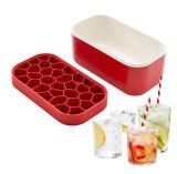Коробка изоляции пластичного контейнера льда охладителя коробки кубика льда холодная