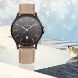 真新しいデザイン贅沢な偶然の男性用水晶腕時計のヨーロッパの腕時計の市場72571のための完全なステンレス鋼の腕時計