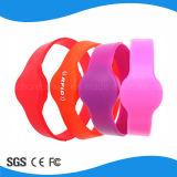 Wristband astuto del braccialetto del silicone di RFID
