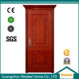 Personalizar a porta de madeira pintada interior para casas