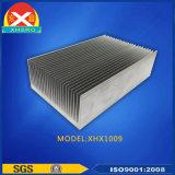 Führender Aluminiumkühlkörper-Lieferant kundenspezifische Kühler-Fabrik