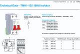 Interruptor de isolamento Tmh1-125 com padrão IEC60947-3