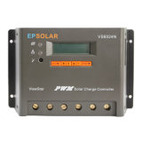 Régulateur Vs6024bn de panneau solaire d'Epever 60A 12V/24V Vs6024bn PWM