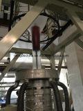 L'expulsion de terrain communal de polyéthylène de trois couches rotatoire meurent la machine de soufflement de film principal