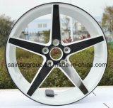 La qualité de F40265 Sainbo haut roule des RIM de roue d'alliage de véhicule de marché des accessoires