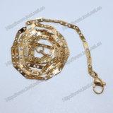 Edelstahl-Mais-Kette für Querlocket-Halskette (IO-stc011)