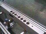 De Deur van het Venster van het aluminium en De Router van het Exemplaar van de Hoge snelheid van de Gordijngevel
