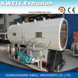 Máquina de la extrusión de la pipa del PVC / plantas al por mayor del suministro de agua