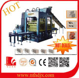 Qt10-15 PLC 통제 시멘트 구체적인 벽돌 플랜트 기계